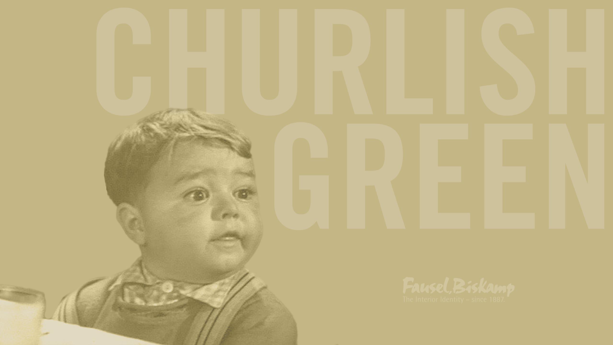 Curlish Green (No. 251)