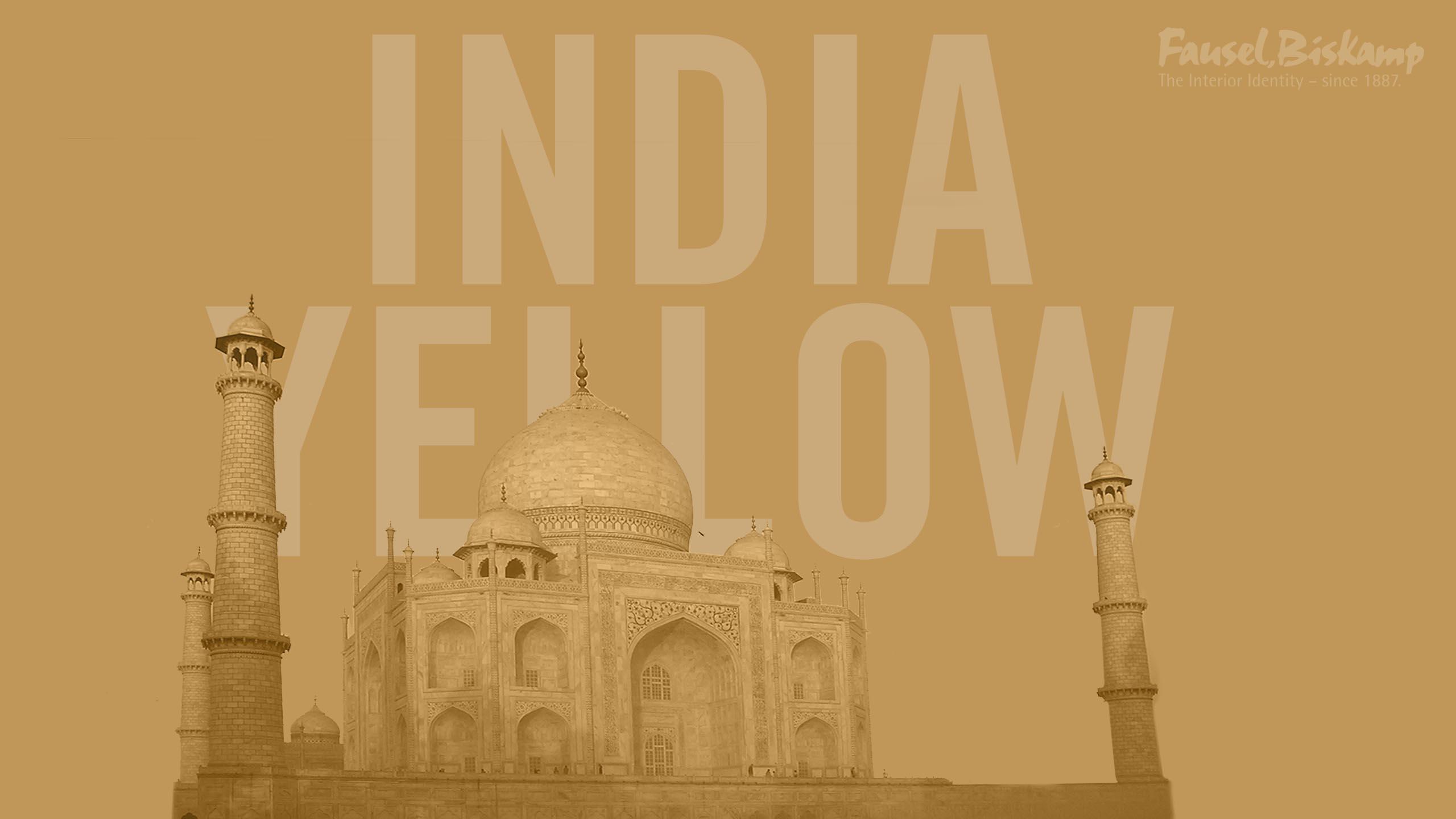 India Yellow (No. 66)