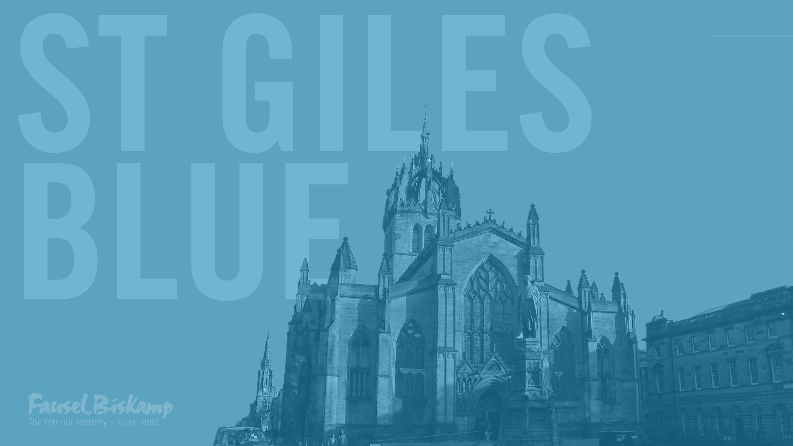 St Giles Blue (No. 280)